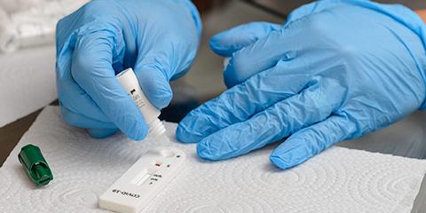 新型コロナウィルス 抗原検査
